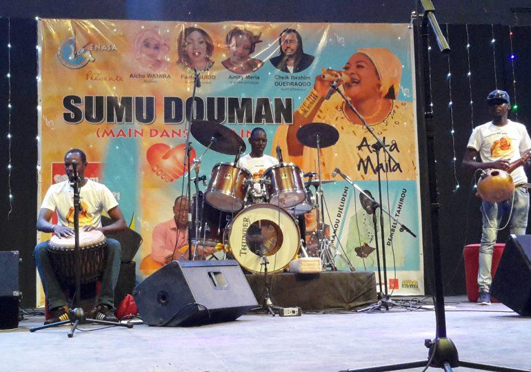 La Diva Asta Maïla en Concert, « Sumu duman »