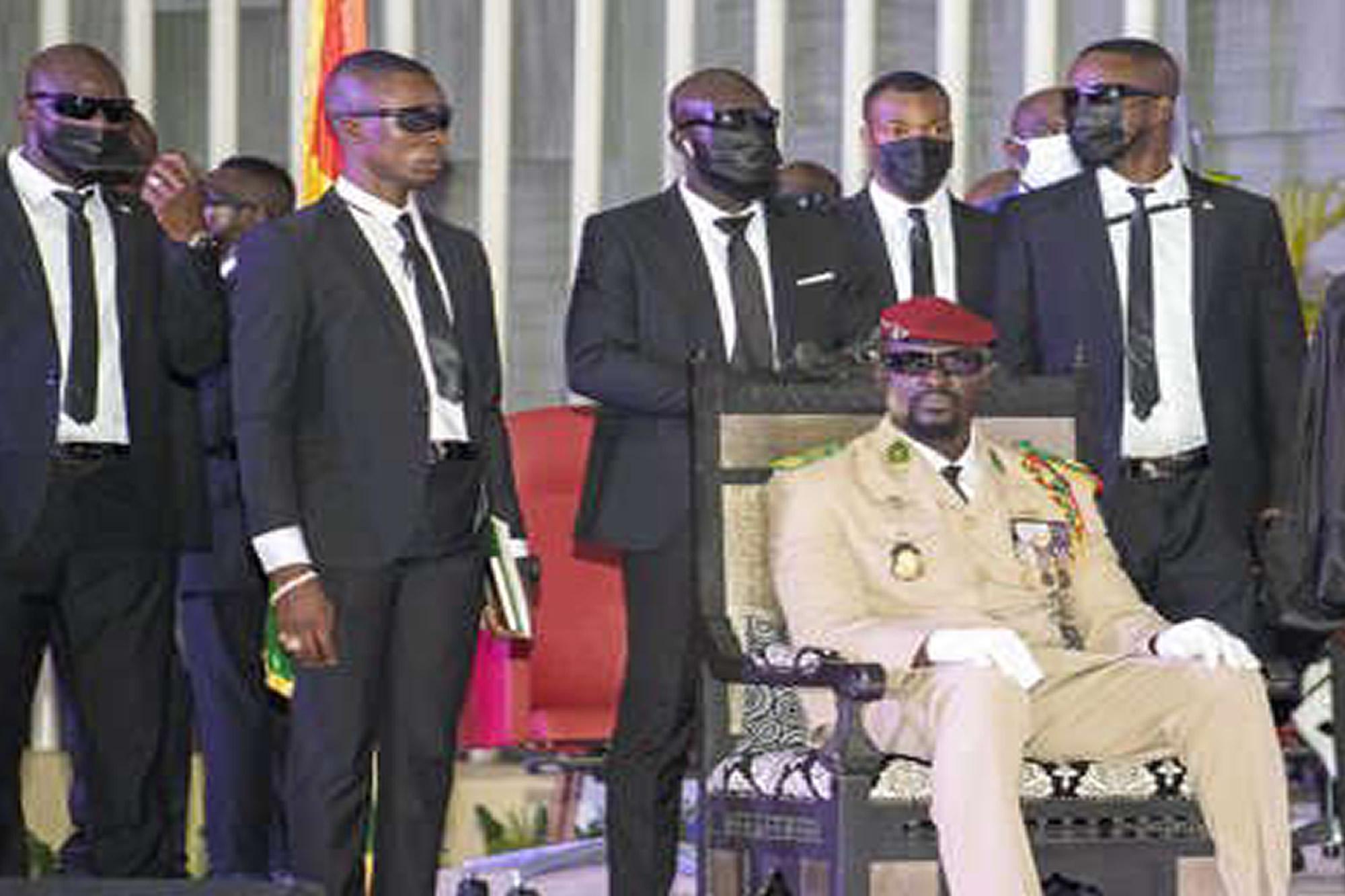 Guinée : purge à la tête de l'armée, Mamadi Doumbouya place ses hommes